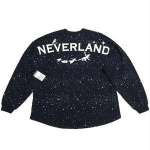 Disney Adventure Neverland Spirit Jersey Size L